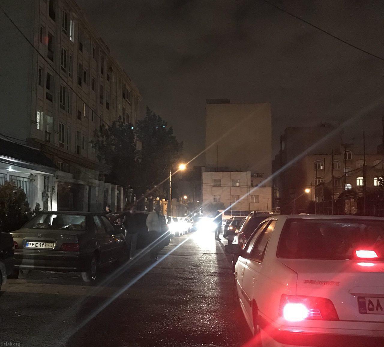 زلزله تهران با 4.2 ریشتر بار دیگر تهران را لرزاند !