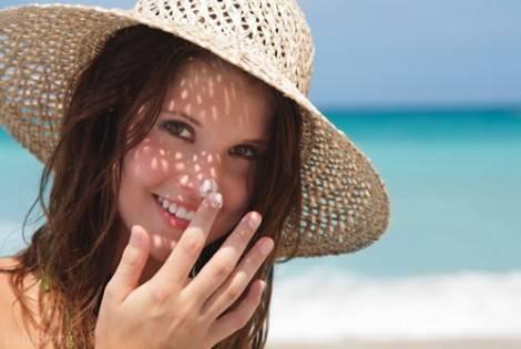 نحوه درست استفاده از ضد آفتاب