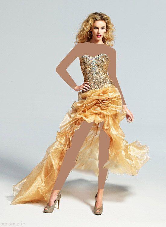 انواع مدل لباس خاص ویژه مجالس در برند Red By Kittychen