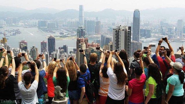 مسافرت ۱.۳ میلیارد توریست در سال ۲۰۱۷