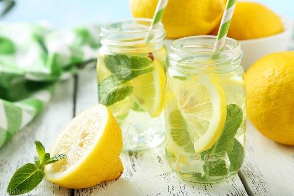فواید آب لیمو در صبح ناشتا