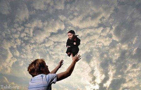 عکس پروفایل پدر و پسر - پروفایل پدر شدن