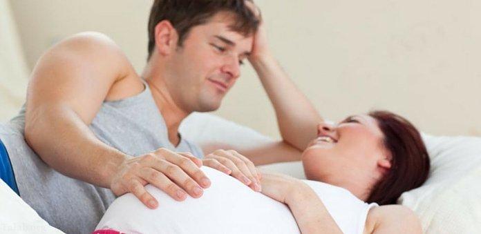 رابطه زناشویی مرد و زن در دوران بارداری چگونه باید انجام شود؟
