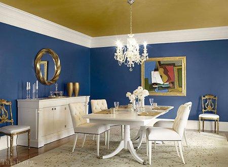 7 رنگ مناسب برای اتاق با کمک روانشناسی رنگ ها