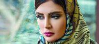 مدل شال و روسری شیک ایرانی 97 ، شال و روسری مجلسی 2018