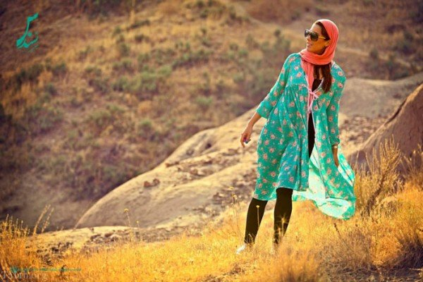 جدیدترین مدل مانتو عید از مزون های تهران