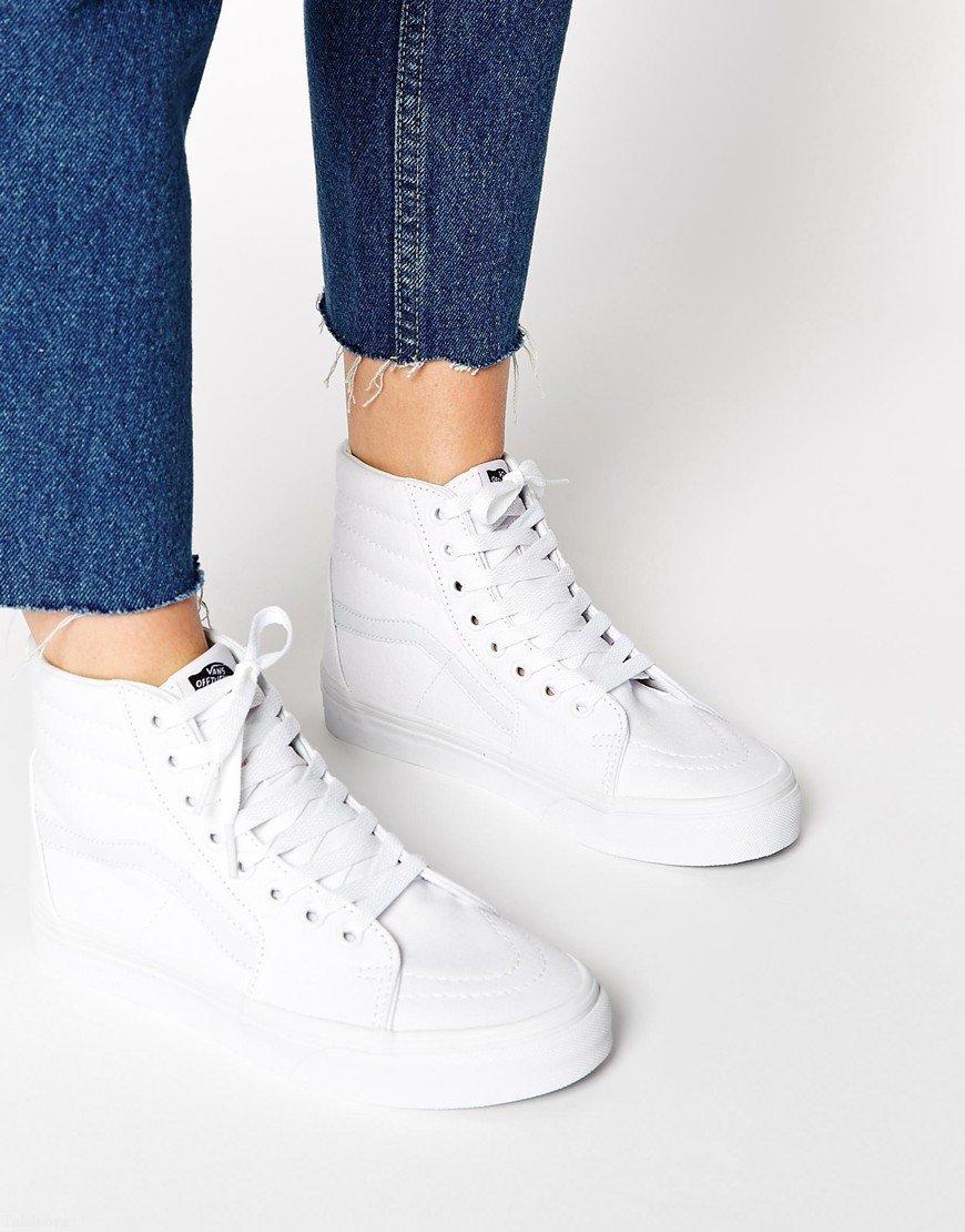 30 مدل کفش کتانی و اسپرت دخترانه طرح سال 1400 و 2021