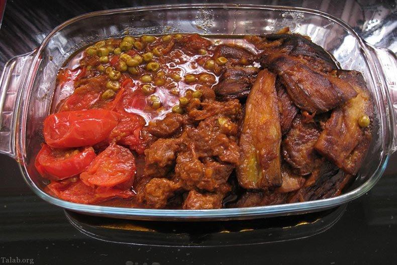 غذاهای سنتی و محلی همدان - غذاهای خوشمزه ایرانی