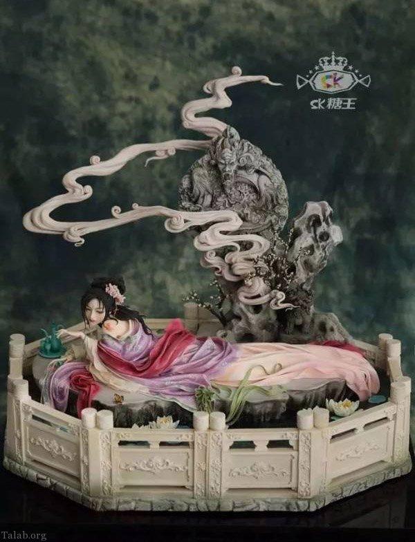 تصاویر تزیینات بی نظیر کیک توسط این هنرمند چینی