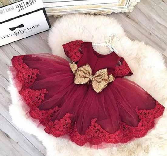 انواع مدل لباس های جذاب دخترانه 2018