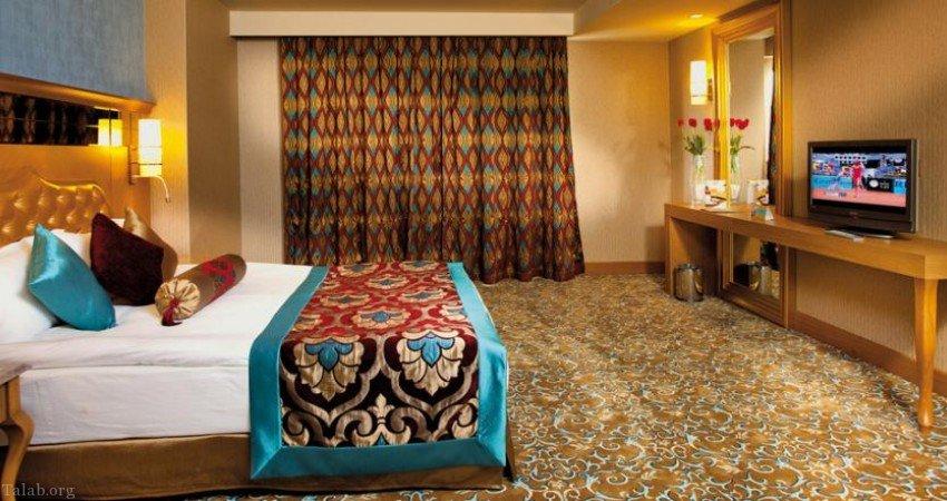 بیش از 70 درصد هتل های کشور خالی هستند | هتلهای لاکچری