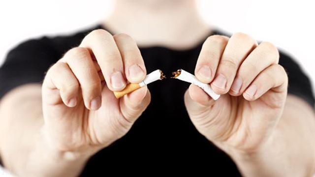 برای ترک کردن سیگار ورزش کنید !