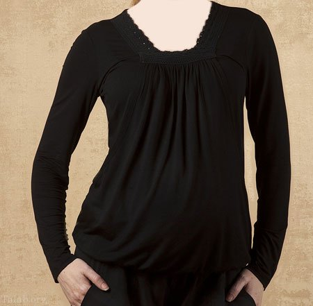 مدل لباس بارداری - مدل بلوز و پیراهن بارداری سال 2020