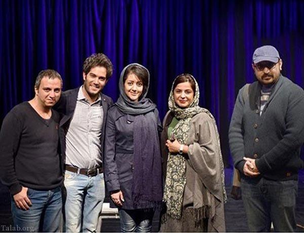عکس های بازیگران در کنار همسرانشان (4)