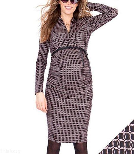 مدل لباس بارداری جدید - مجلسی بارداری 98 - 2019