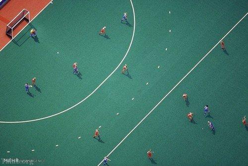 عکس های ورزشی از نمایی متفاوت