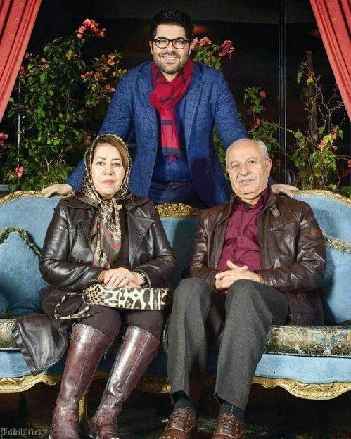عکس های بازیگران با همسرانشان، عکسهای بازیگران با خانواده (97)
