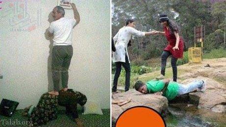 عکس خنده دار، طنز و بامزه آخر هفته (ایرانی و خارجی)