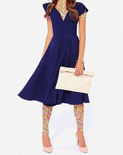 انواع مدل لباس های جدید در مجله womansday