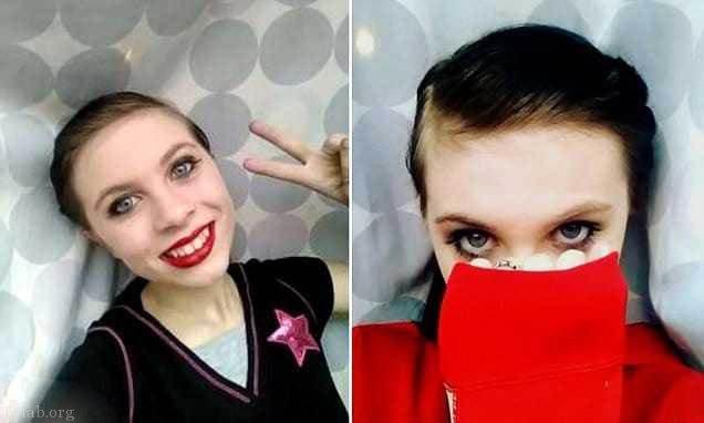 خودکشی اینترنتی این دختر بخاطر تجاوز جنسی