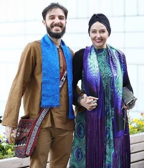 عکس هایی از کتایون ریاحی با تیپ جدید + عکس همسر و پسرش