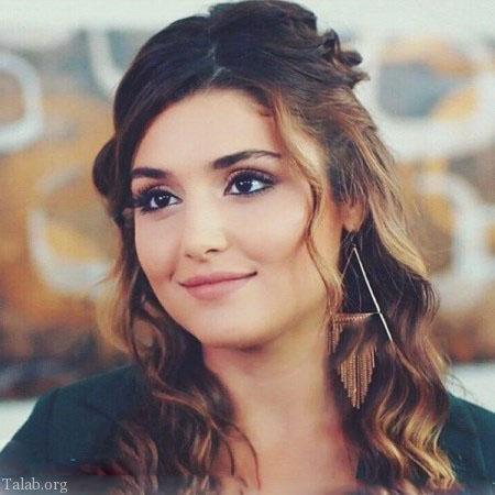 عکس بازیگران زن ترکیه ایی