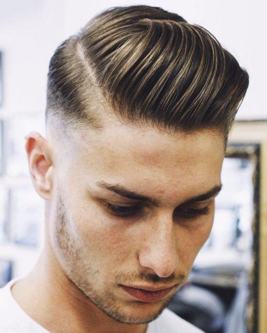 مدل مو برای پسران