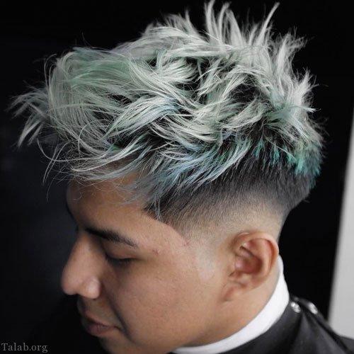 مدل مو و خط ریش شیک مردانه 99 - 2020
