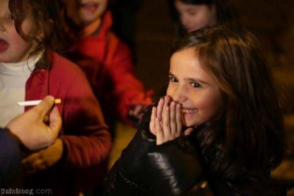 تصاویری از مراسم سیگار کشیدن کودکان و خردسالان