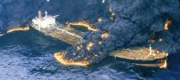 عکس های کشتی غرق شده سانچی + قاتل سانچی