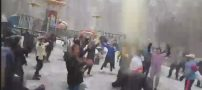 ورزش همراه با رقص در پارک نیاوران