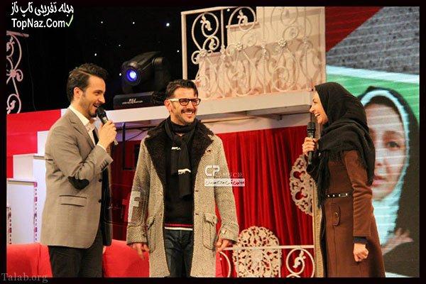 عکس بازیگران ایرانی در کنار همسرانشان جدید (3)