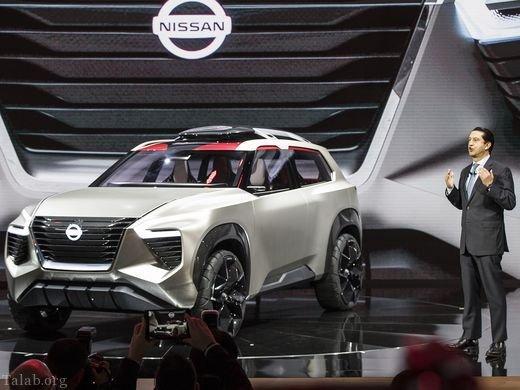 تصاویری از نمایشگاه خودروی دیترویت آمریکا 2018