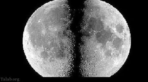 کلیپ اثبات معجزه شق القمر پیامبر
