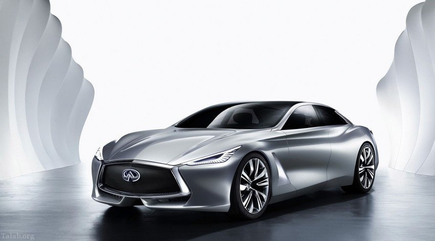 خودروی کانسپت جدید اینفینیتی 2018