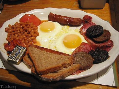 50 صبحانه ساده از نقاط مختلف دنیا