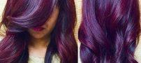 10 مدل رنگ مو فانتزی زنانه و دخترانه