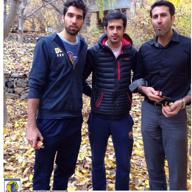 بیوگرافی و تصاویر محمد موسوی عراقی (والیبالیست ایرانی)
