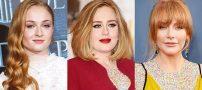 مدل موی جذاب سلبریتی های جهان 2018
