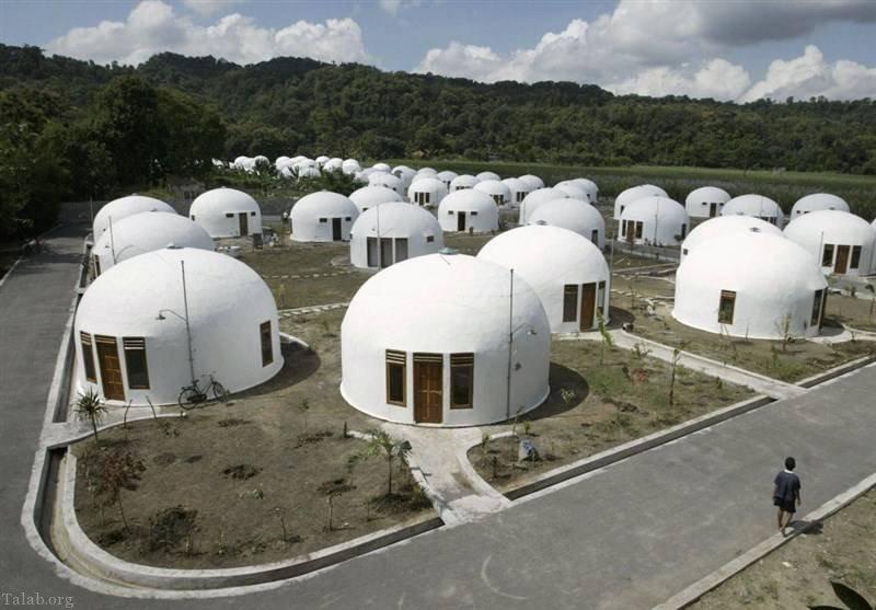 خانه های ضدزلزله در ژاپن (+تصاویر)
