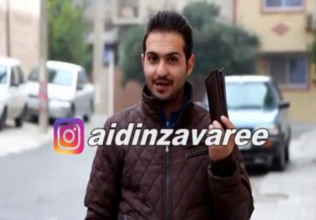 جنجالی ترین دوربین مخفی ایرانی !