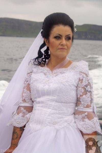 ازدواج عجیب این زن با روح یک دزد دریایی + عکس