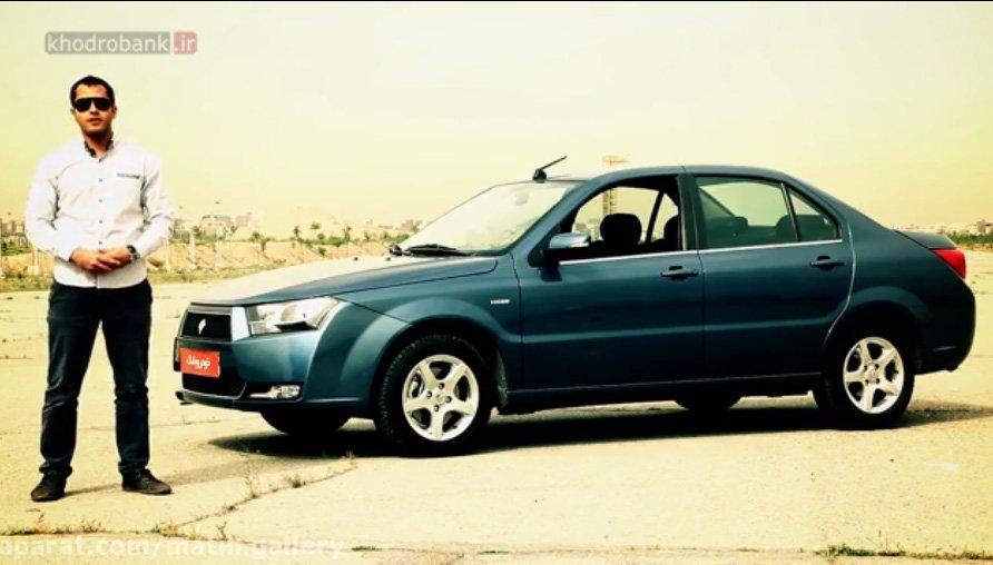 کلیپ تست کامل خودروی دنا در تهران توسط گروه خودروبانک