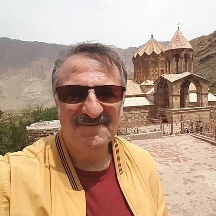 مصاحبه خواندنی با مهران رجبی در تولد 56 سالگی