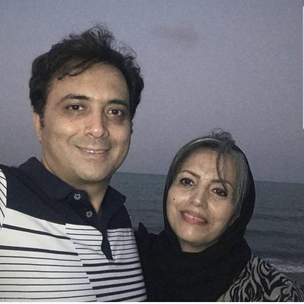 عکس های بازیگران با همسرانشان، عکسهای بازیگران با خانواده (98)
