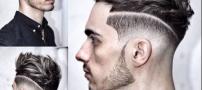 مدل مو و خط ریش شیک مردانه 97 – 2018