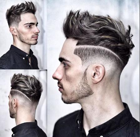 مدل مو و خط ریش شیک مردانه 99 – 2020