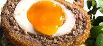 آموزش طرز تهیه تخم مرغ اسکاچ
