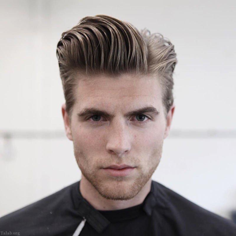 مدل موی زیبای پسرانه و مردانه سال 2018