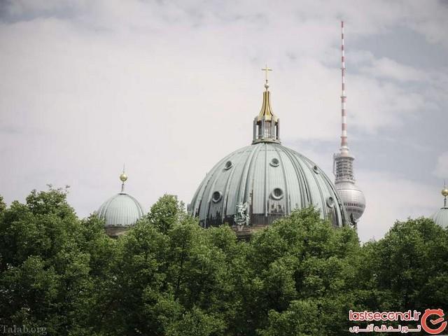 دانستنی هایی در مورد شهر فوق پیشرفته برلین